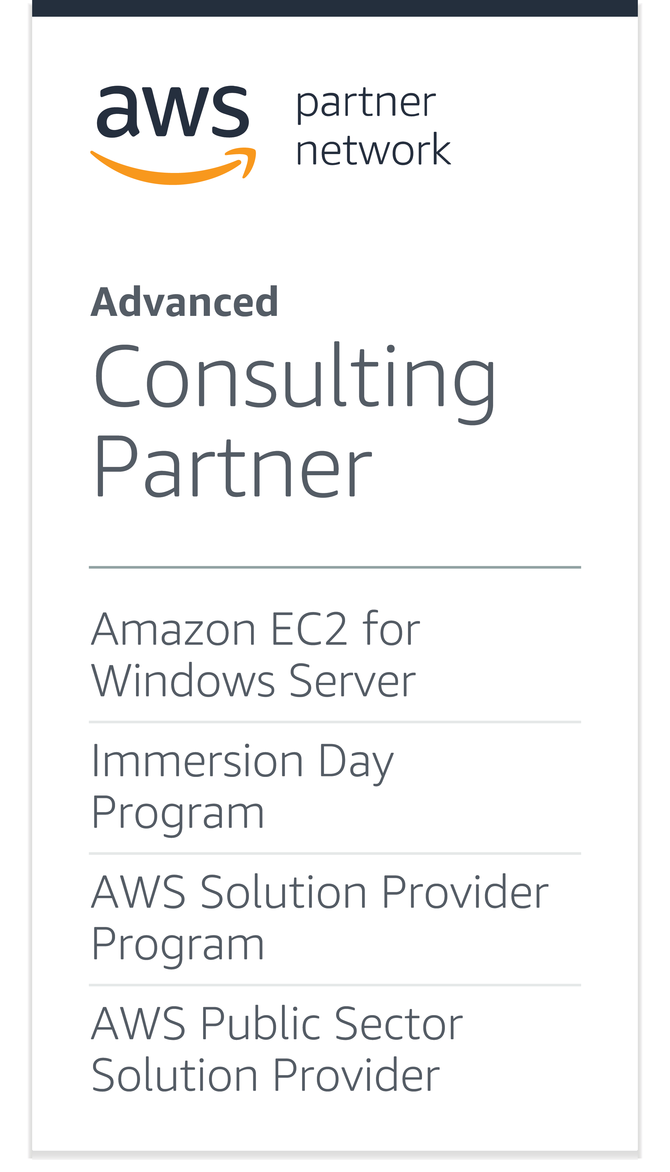 AWS Badge 5 20 2020
