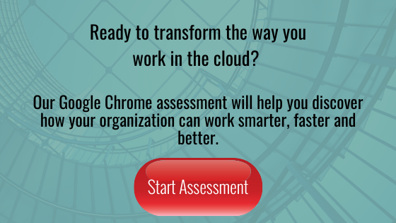 Chrome Assessment CTA 1