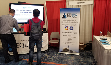 Onix participated in the 33rd CSUN Assistive Technology Conference in San Diego.