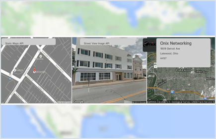Google Maps Image APIs - Static Maps and Street View Image