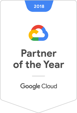 Partner of the Year badge