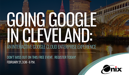 Going Google CLE