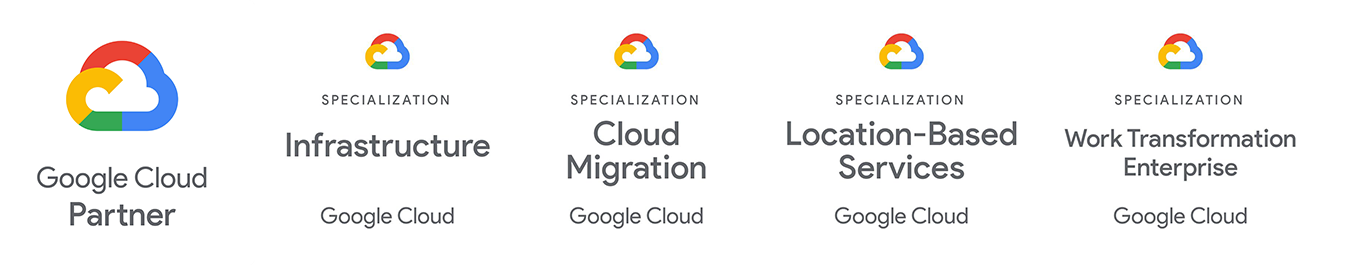 Five Google partner specializations 2020