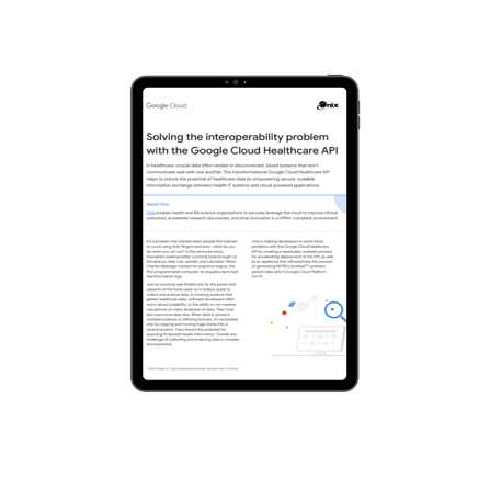 MEDITECH Google Cloud Interview Download (4)