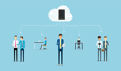improved collaboration in one of the reasons for cloud adoption