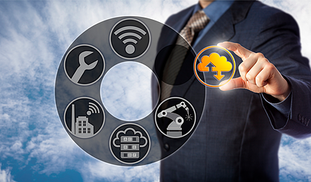 cloud search transforms manufacturing