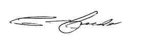 Tim Needles signature