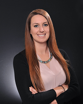 Courtney Cline, Collaboration Services Manager